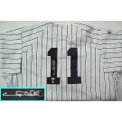 Gary Sheffield, New York Yankees MLB Autographed Pinstripe Majestic Jersey