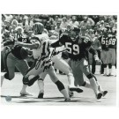 "Jack Ham Autographed ""BW Vs Bengals"" Pittsburgh Steelers  8"" x 10"" Photo Inscribed ""HOF 1988"""