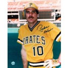 "Richie Hebner Pittsburgh Pirates Autographed 8"" x 10"" Unframed Photograph"