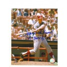 """Frank Howard Autographed Washington Senators 8"""" x 10"""" Photograph Inscribed with """"The Tower of Power"""" (Unframed)"""
