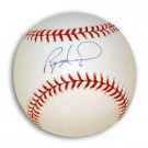 Ryan Howard Autographed MLB Baseball