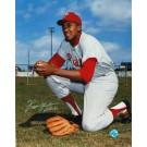 "Ferguson Jenkins Autographed Philadelphia Phillies 8"" x 10"" Photo Inscribed ""HOF 91"""