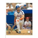 """Howard Johnson New York Mets Autographed 8"""" x 10"""" Photograph Inscribed with """"86 WS Champs"""" (Unframed)"""