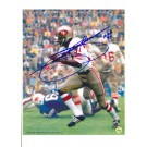 """Jimmy Johnson San Francisco 49ers Autographed 8"""" x 10"""" Photograph Inscribed with """"HOF 94"""" (Unframed)"""