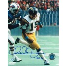 "Charlie Joiner Autographed ""Vs Bills"" San Diego Chargers 8"" x 10"" Photo Inscribed ""HOF 96"""