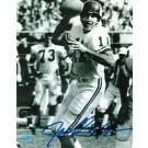 "Joe Kapp Autographed ""BW Passing"" Minnesota Vikings 8"" x 10"" Photo"