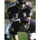 "Joe Kapp Autographed ""Under Center"" Minnesota Vikings 8"" x 10"" Photo"