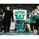 """Joe Klecko New York Jets Autographed 8"""" x 10"""" Photograph Inscribed with """"Thanks for the Memories"""" (Unframed)"""