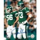 "Joe Klecko New York Jets Autographed 8"" x 10"" Standing Photograph (Unframed)"