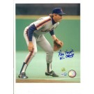 """Ray Knight New York Mets Autographed 8"""" x 10"""" Photograph Inscribed """"WS Champs"""" (Unframed)"""