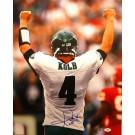 "Kevin Kolb Philadelphia Eagles Autographed ""Back"" 16"" x 20"" Unframed Photograph"