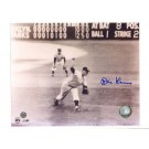 """Don Larsen New York Yankees """"Perfect Game"""" Autographed 8"""" x 10"""" Pitching Photograph (Unframed)"""