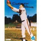 "Dante Lavelli Autographed ""Finger Tip Catch"" Cleveland Browns 8"" x 10"" Photo Inscribed ""Gluefingers"""