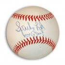 "Sparky Lyle Autographed MLB Baseball Inscribed ""1977 Cy Young"""