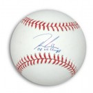 "Ryan Madson Autographed MLB Baseball Inscribed ""08 WS Champs"""