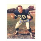 "Gino Marchetti Baltimore Colts Autographed 8"" x 10"" Photograph (Unframed)"