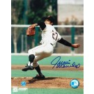 "Juan Marichal Autographed ""Ready to Fire"" San Francisco Giants 8"" x 10"" Photo"