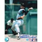 "Juan Marichal Autographed ""Pitching"" San Francisco Giants 8"" x 10"" Photo"