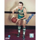 "Slater Martin Autographed ""Pose"" Minneapolis Lakers 8"" x 10"" Photo"