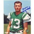 """Don Maynard New York Jets Autographed 8"""" x 10"""" Photograph (Unframed)"""