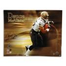 "Deuce McAllister Autographed New Orleans Saints 16"" x 20"" Photograph with Name (Unframed)"