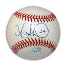 Kevin Millwood Autographed Baseball