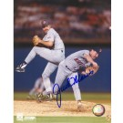 "Jack Morris Autographed Minnesota Twins 8"" x 10"" Photograph (Unframed)"
