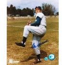 """Don Newcombe Brooklyn Dodgers Autographed 8"""" x 10"""" Unframed Photograph"""