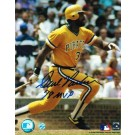 """Dave Parker Pittsburgh Pirates Autographed 8"""" x 10"""" Photograph Inscribed with """"78 MVP"""" (Unframed)"""