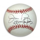 """Jim Perry Autographed Baseball Inscribed with """"1970 Cy Young"""""""