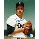 "Johnny Podres Autographed ""From the Stretch"" Brooklyn Dodgers 8"" x 10"" Photo"
