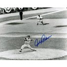 "Johnny Podres Brooklyn Dodgers Autographed Horizontal 8"" x 10"" Unframed Photograph"