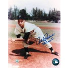 "Johnny Podres Brooklyn Dodgers Autographed 8"" x 10"" Unframed Photograph Inscribed with ""55 WS MVP"""