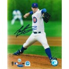 """Mark Prior Chicago Cubs Autographed 8"""" x 10"""" Unframed Photograph"""