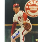 """Ron Reed Autographed Philadelphia Phillies 8"""" x 10"""" Photograph (Unframed)"""