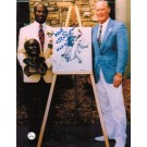 """Mel Renfro Dallas Cowboys Autographed """"Posing"""" 8"""" x 10"""" Unframed Photograph Inscribed with """"HOF 96"""""""