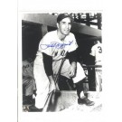 "Phil Rizzuto New York Yankees Autographed 8"" x 10"" On Step Photograph (Unframed)"