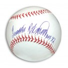"""Frank Robinson Autographed Baseball Inscribed with """"HOF 82"""""""