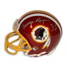 George Rogers Autographed Washington Redskins Mini Football Helmet