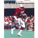 "Mike Rozier Autographed 8"" x 10"" Photograph Inscribed with ""30"" (Unframed)"