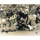 "Andy Russell Pittsburgh Steelers Autographed 8"" x 10"" Photograph (Unframed)"
