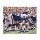 "Paul Seymour Buffalo Bills Autographed 8"" x 10"" Horizontal Photograph (Unframed)"