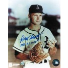 "Bobby Shantz Kansas City Athletics Autographed 8"" x 10"" Unframed Photograph Inscribed with ""1952 AL MVP"""