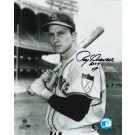 "Roy Sievers Autographed ""Bat on Shoulder"" St. Louis Browns 8"" x 10"" Photo Inscribed ""ROY 49"""