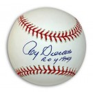 "Roy Sievers Autographed Baseball Inscribed with ""ROY 1949"""