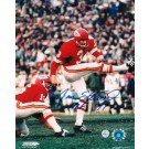 """Jan Stenerud Kansas City Chiefs Autographed 8"""" x 10"""" Unframed Photograph Inscribed with """"HOF 91"""""""
