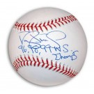 "Darryl Strawberry Autographed MLB Baseball Inscribed with ""96 98 99 WS Champs"""