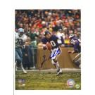 "Fran Tarkenton Minnesota Vikings Autographed 8"" x 10"" Photograph (Unframed)"