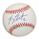 Ryan Theriot Autographed MLB Baseball
