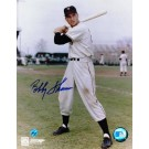 "Bobby Thomson Autographed New York Giants (Baseball) 8"" x 10"" Photo"